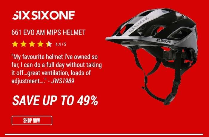 661 Evo AM MIPS Helmet