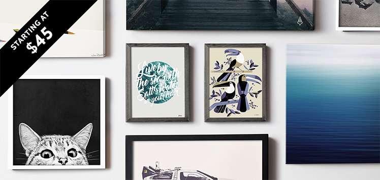 Gallery-Worthy Art