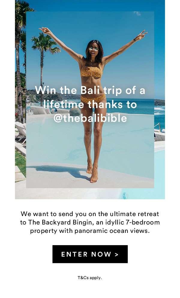 Bali Bible | Enter Now