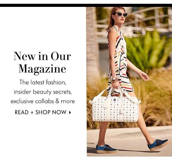 Shop Our Magazine