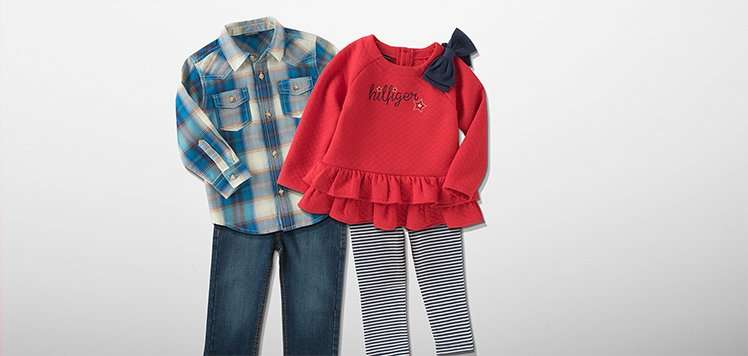 Nautica & Tommy Hilfiger for Kids