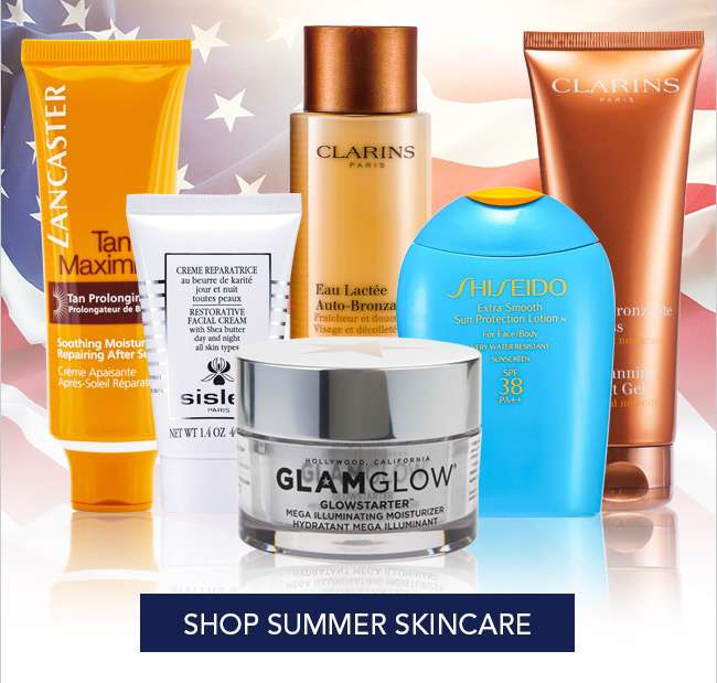 Shop Summer Skincare