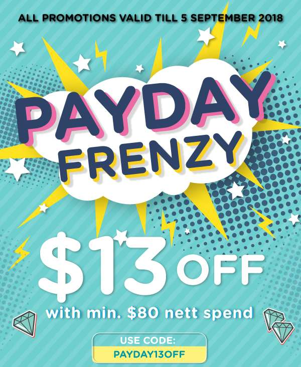 [Online Exclusive] Payday Frenzy!