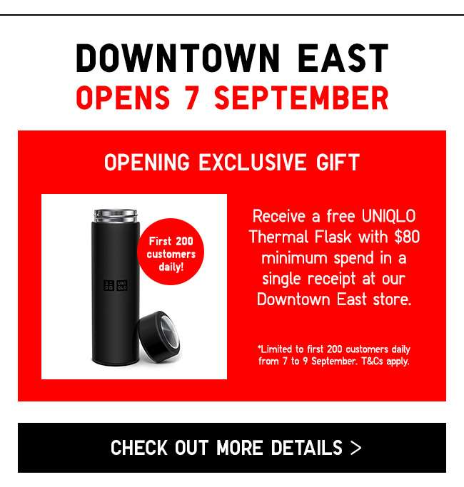 Downtown East New Opening Novelty