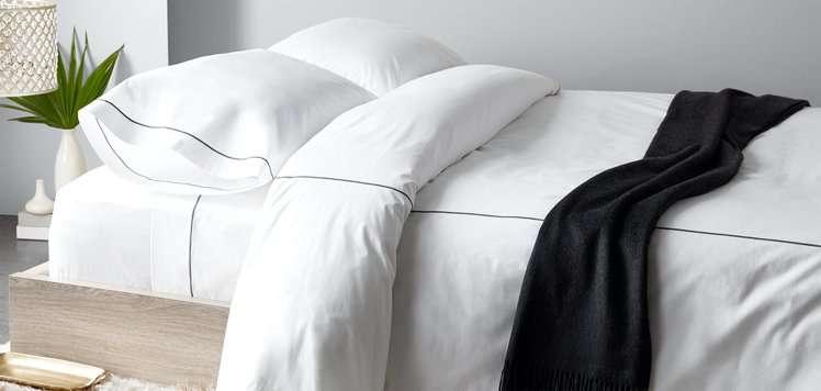 Hotel-Grade Bedding