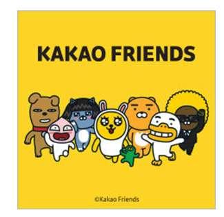 Kakao Friends UT Collection
