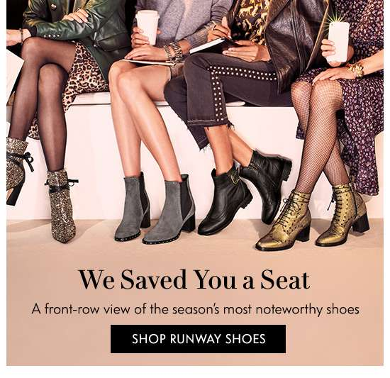 Shop Runway Shoes