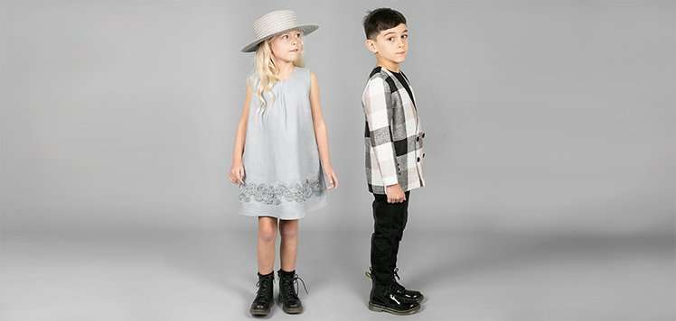 Trendy Kids' Style With Carbon Soldier