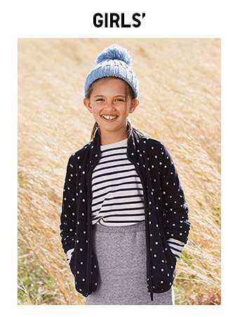 Shop Girls' Winter Collection