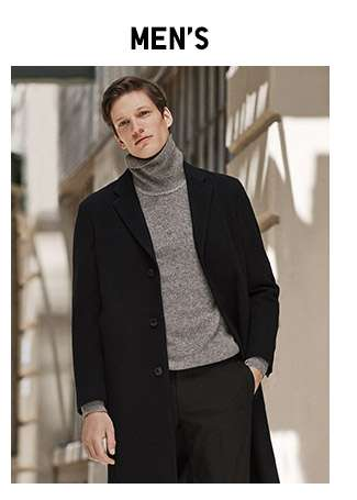 Shop Men's Winter Collection