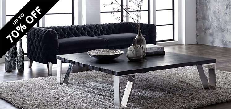 Modern Furniture With Control Brand