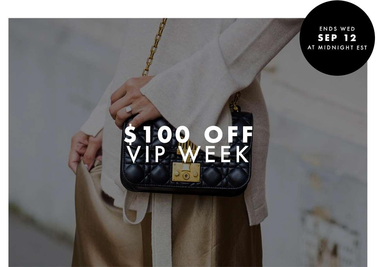 VIP WEEK