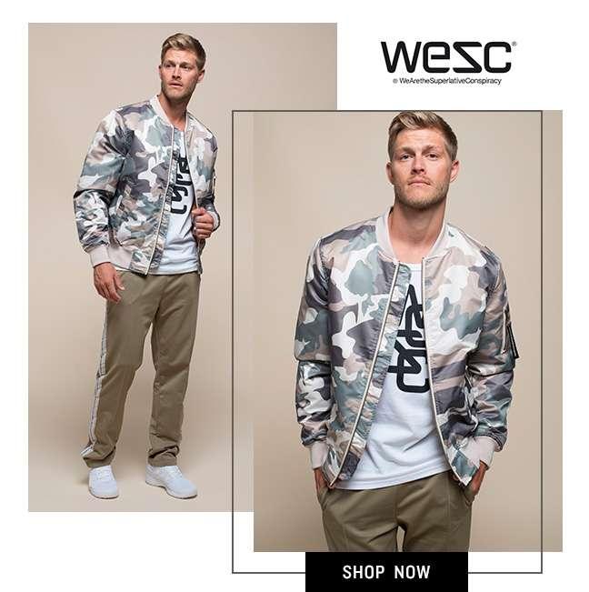 Shop Wesc