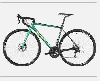 Vitus Zenium VR Disc Road Bike - 105 2018