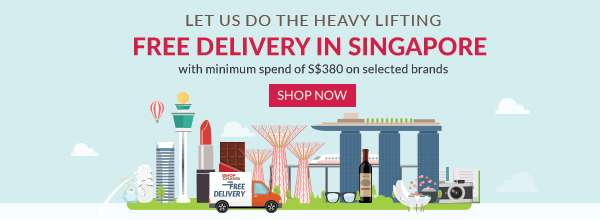 Free Delivery in Singapore | Shop Now