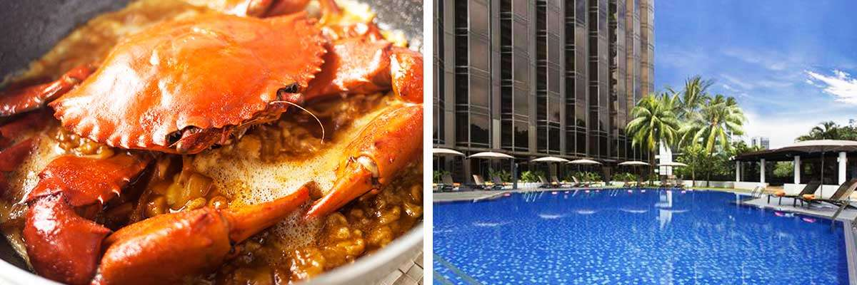 Book your stay at Sheraton Towers