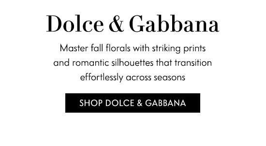 Shop Dolce & Gabbana