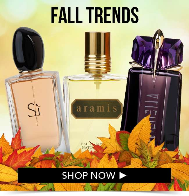 Shop Fall Trends