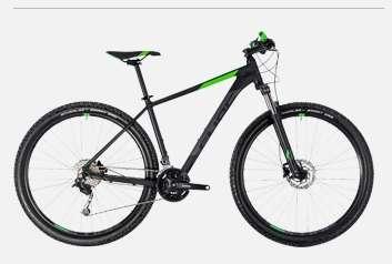 Cube Aim SL 27.5 Hardtail Bike 2018