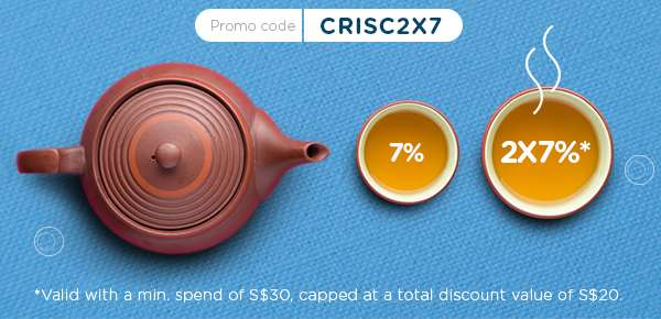 Promo Code: CRISC2X7