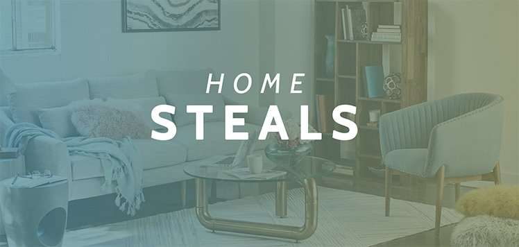 Up to 80% Off Home Selects
