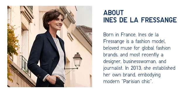 About Ines de la Fressange