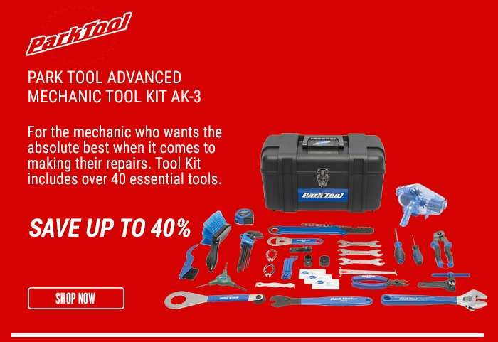 Park Tool Advanced Mechanic Tool Kit AK-3