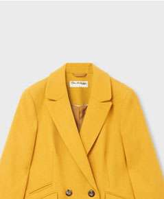 Yellow Smart Coat