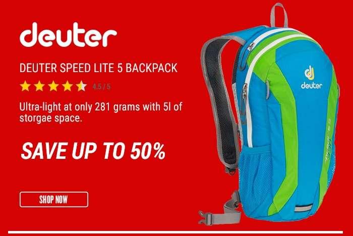Deuter Speed Lite 5 Backpack