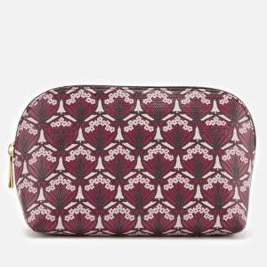 Liberty London Women's Iphis Cosmetic Bag - Oxblood