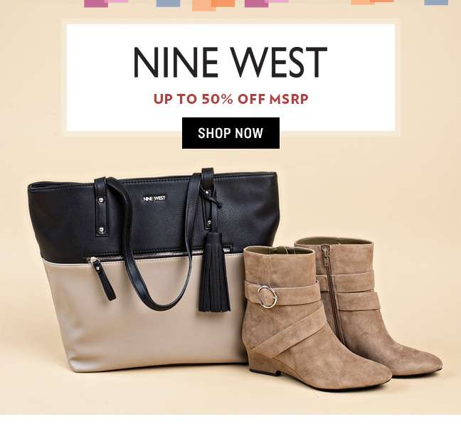 Shop Nine West