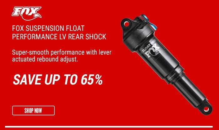 Fox Suspension Float Performance LV Rear Shock