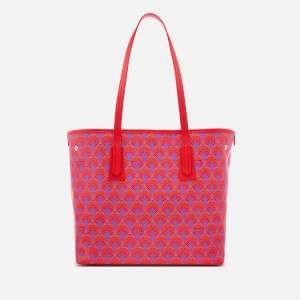Liberty London Women's Iphis Marlborough Tote Bag - Red