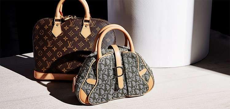 Louis Vuitton & More Vintage Logos