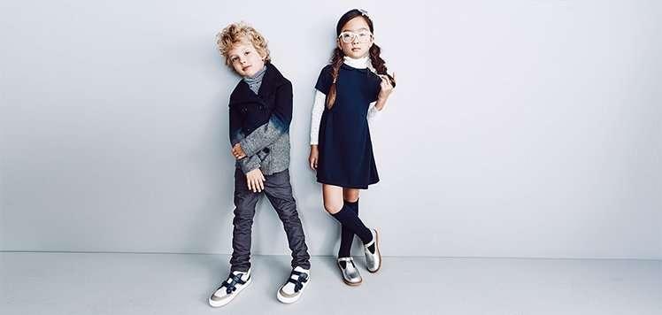 Preppy Kids' Style