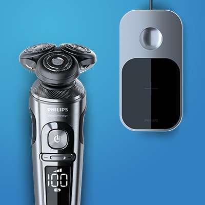 Philips S9000 Prestige shaver - Feel better