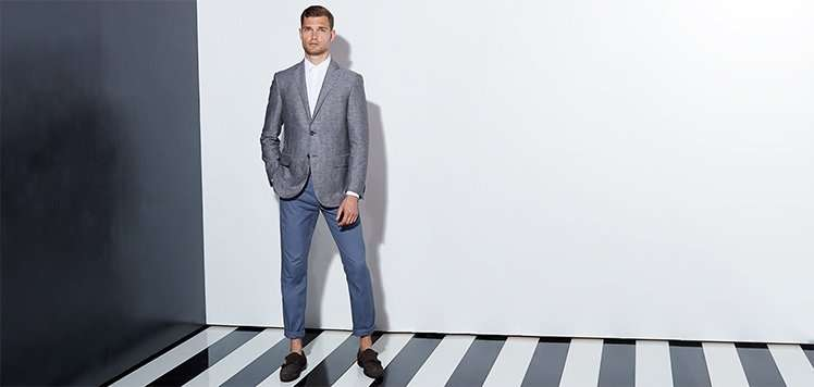 Brioni & More Luxe Tailored Suiting