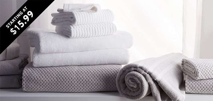Chortex Bath Towels & More