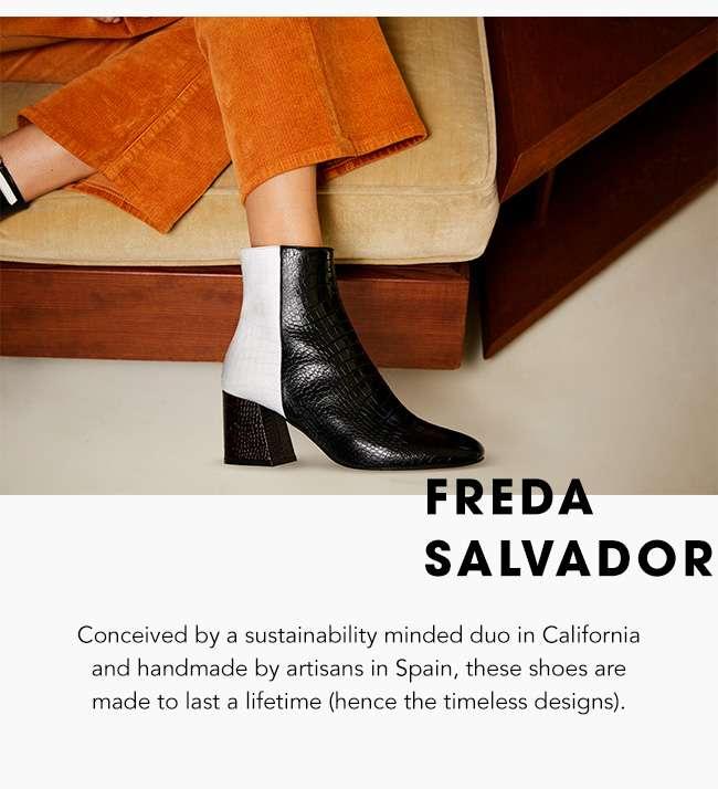FREDA SALVADOR
