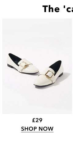 Fifi Patent Loafers