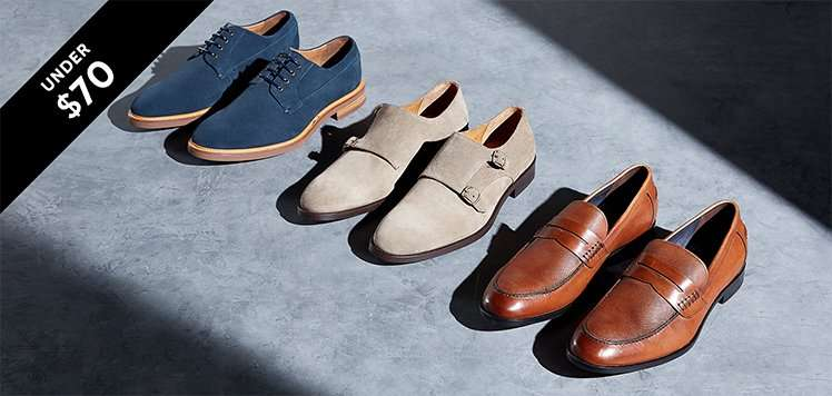 Loafers to Derby Shoes