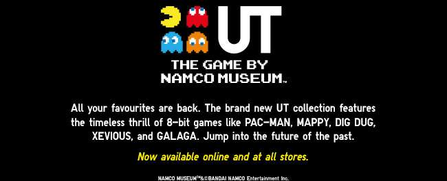 The Game by Namco Museum UT Collection