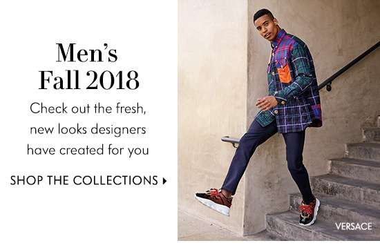 Men's Fall Collections