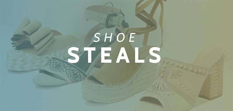 Up to 80% Off Sandals