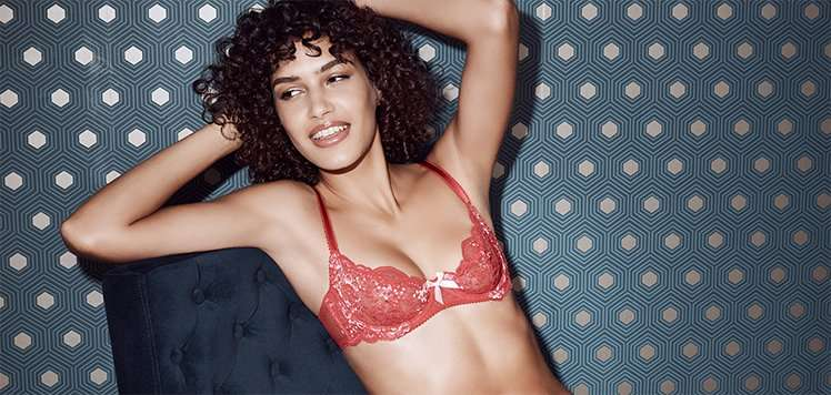 Lingerie With L'Agent by Agent Provocateur