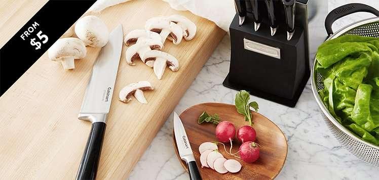 Cuisinart Cutlery & Gadgets