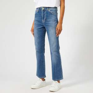 Victoria, Victoria Beckham Women's Cali Jeans - Mineral Wash