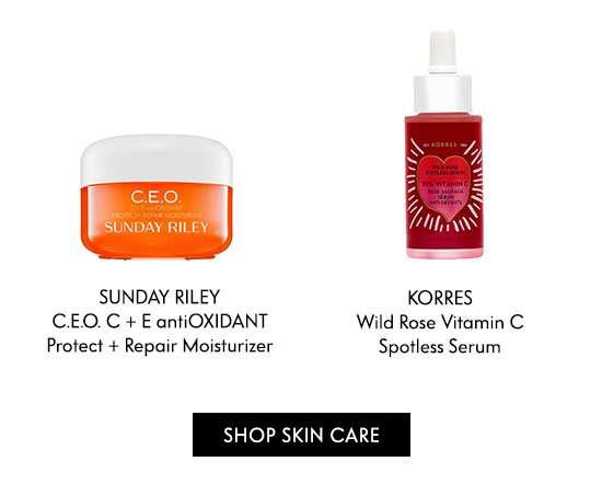 Shop Skin Care