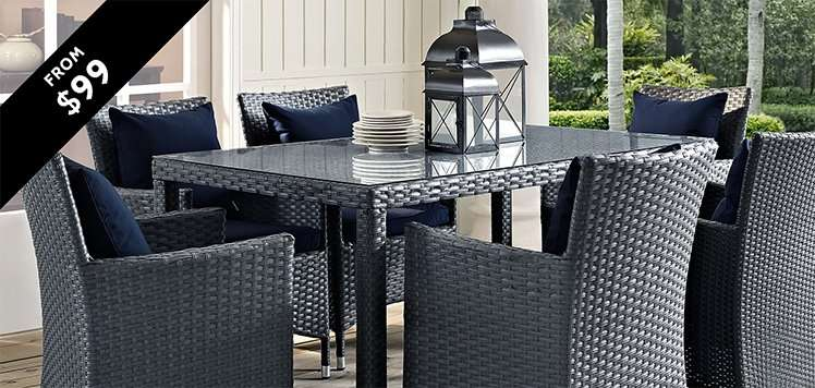 Top-Selling Outdoor Furniture With Abbyson Living