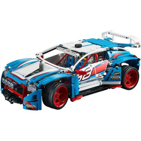 LEGO Technic: Rally Car (42077): Image 11